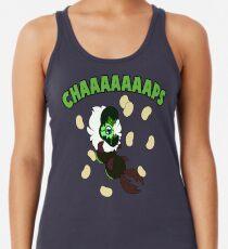 CHAAAAAAAPS Racerback Tank Top
