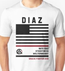 Nate Diaz - Fight Camp Collection Unisex T-Shirt