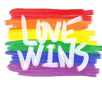 Love Wins by jenniferlothian
