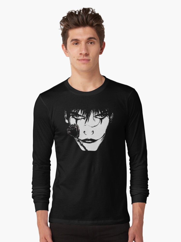 Eric Long Sleeve T-Shirt Front