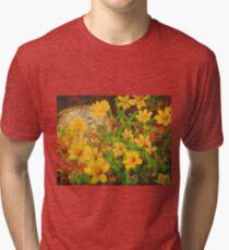 Summer Garden Tri-blend T-Shirt