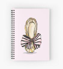 Bejewelled Ballet Spiral Notebook