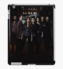 Shadowhunters #2 iPad Case/Skin