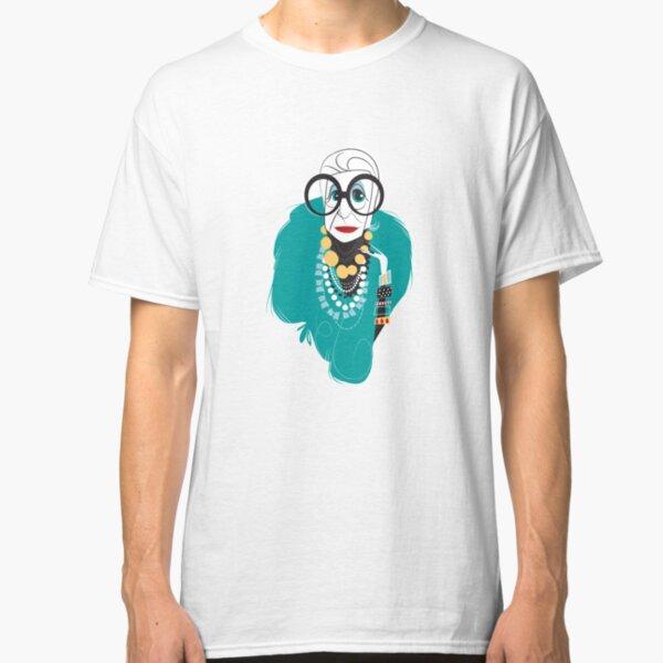 Iris Apfel Classic T-Shirt
