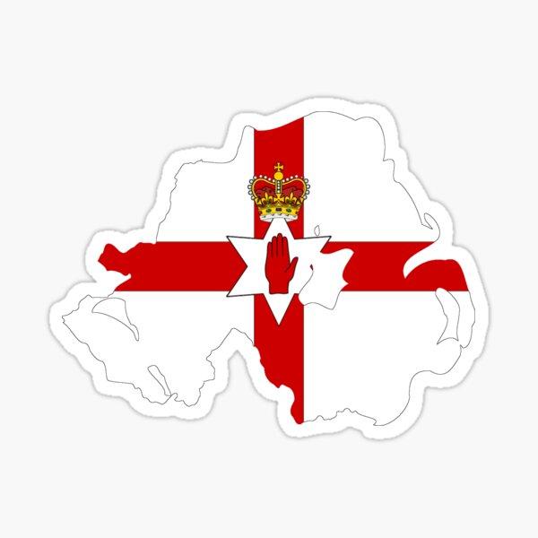 Northern Ireland (Ulster) Sticker