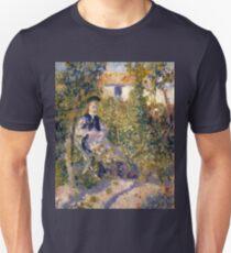 Auguste Renoir Nini in the Garden T-Shirt