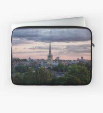 Norwich City Skyline Laptop Sleeve