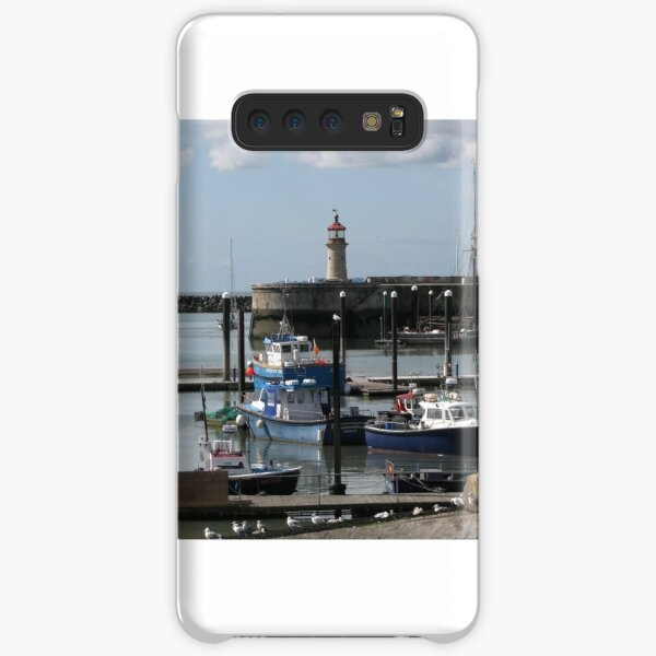 Ramsgate Harbour Kent Samsung Galaxy Snap Case