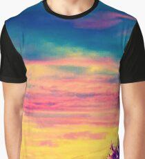 PNW Sunset Graphic T-Shirt