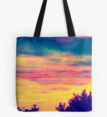 PNW Sunset Tote Bag