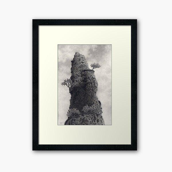 Falconer's Folly Framed Art Print