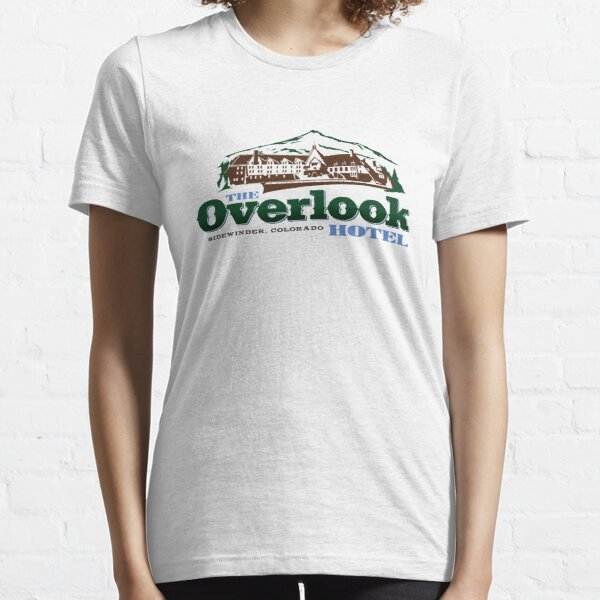 The Overlook Hotel Essential T-Shirt