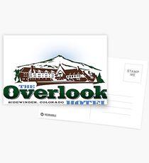 The Overlook Hotel Postcards