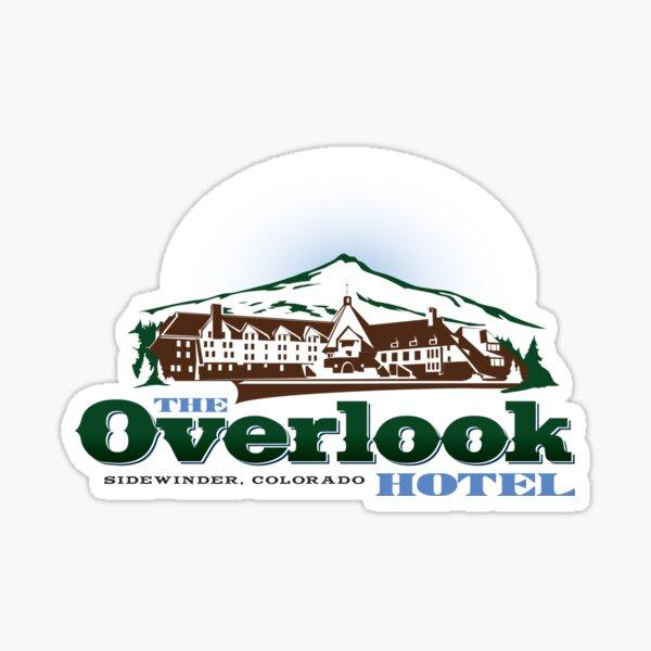 The Overlook Hotel Sticker
