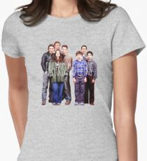 Freaks and Geeks Women's Fitted T-Shirt
