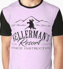 Kellerman Resort Dance Instruction Graphic T-Shirt
