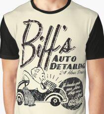 Biffs Auto Detailing Graphic T-Shirt