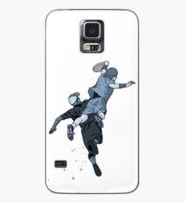 Funda/vinilo para Samsung Galaxy Haga una oferta sobre hombro