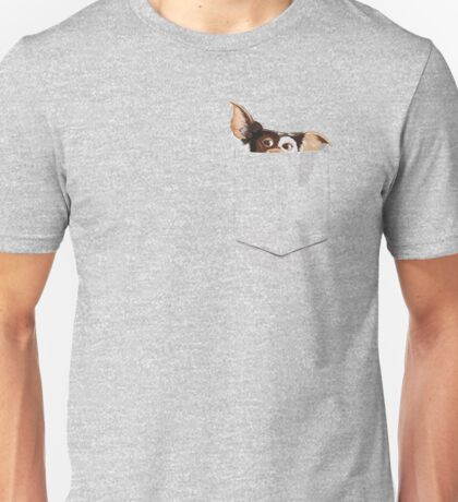 There is a Mogwai in my pocket Unisex T-Shirt