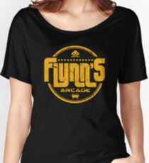 Flynns Arcade Women's Relaxed Fit T-Shirt