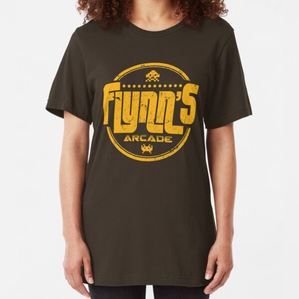 Flynns Arcade Slim Fit T-Shirt