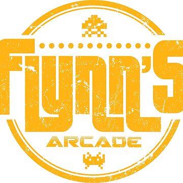 Flynns Arcade by Mindspark1