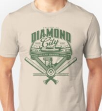 Camiseta ajustada Diamond City