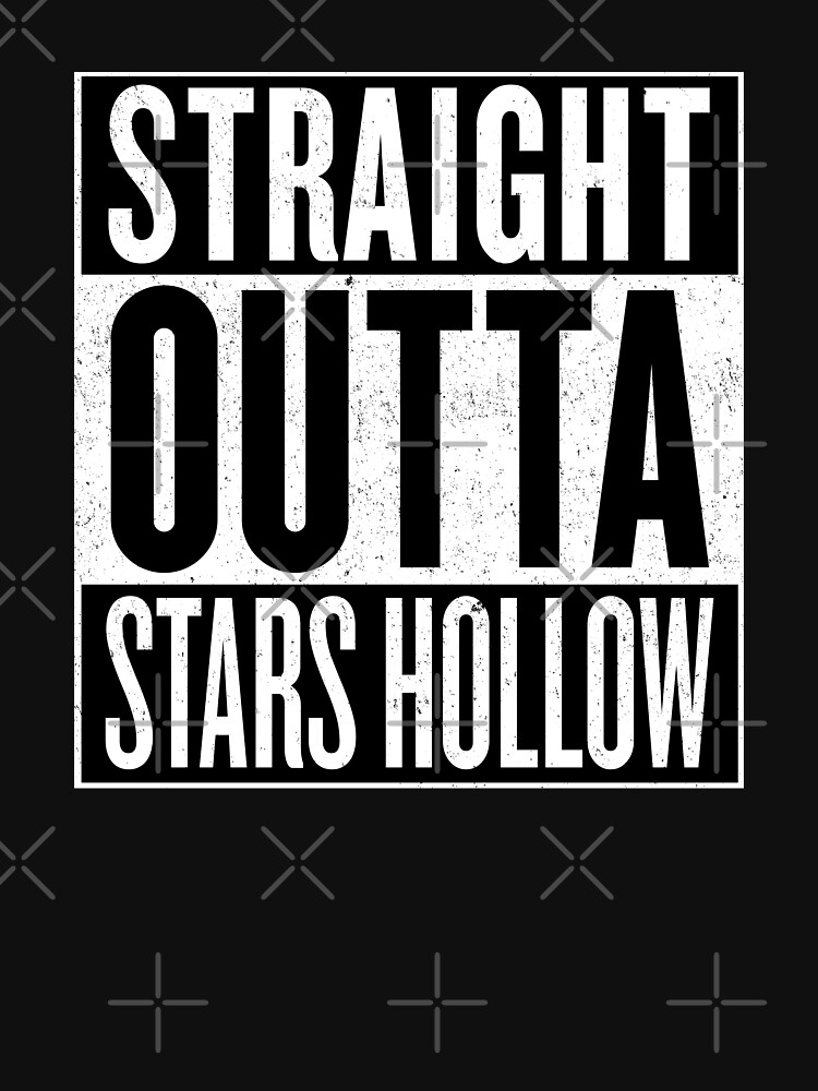 Straight Outta Stars Hollow by expandable