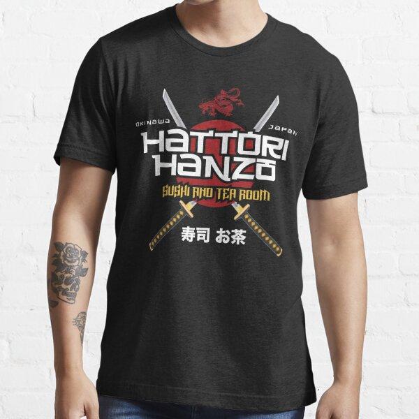 Hattori Hanzo Camiseta esencial