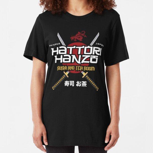 Hattori Hanzo Slim Fit T-Shirt