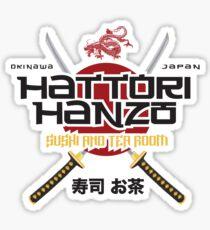 Hattori Hanzo Sticker