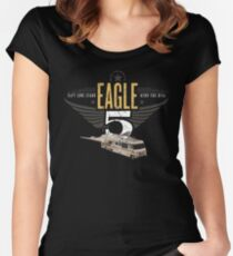 Eagle 5 Women's Fitted Scoop T-Shirt