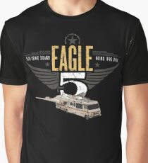 Eagle 5 Graphic T-Shirt