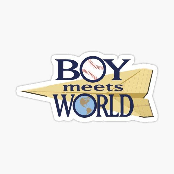 Boy Meets World Sticker