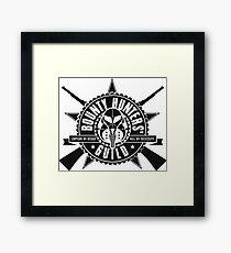 Bounty Hunters Guild Framed Print