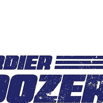 Bombardier Skidozer 301 by Mindspark1
