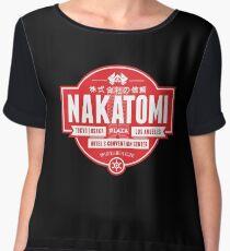 Nakatomi Plaza Women's Chiffon Top