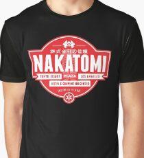 Nakatomi Plaza Graphic T-Shirt