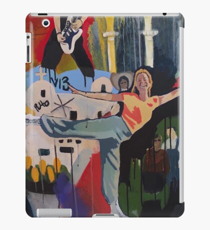 Anna McGuirk | The West of Lincoln Project  iPad Case/Skin