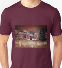 Nestled In The Laurel Highlands Unisex T-Shirt