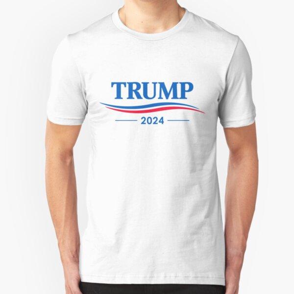 TRUMP 2024 Slim Fit T-Shirt