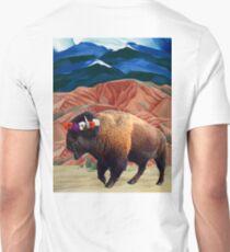 georgia o'keefe bison Unisex T-Shirt