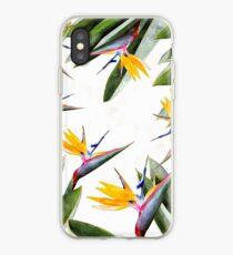 Bird of Paradise #redbubble iPhone Case