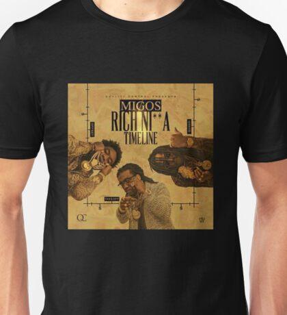 Migos Timeline Unisex T-Shirt