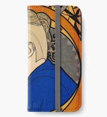 Josh Donaldson - Art Nouveau iPhone Wallet/Case/Skin