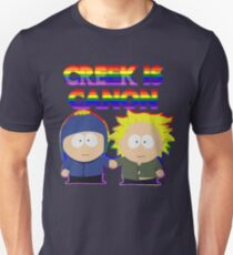 Creek is Canon (v2) T-Shirt