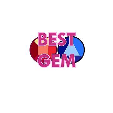 Garnet is Best Gem by chaotichomo