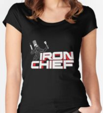 Iron Chief Women's Fitted Scoop T-Shirt