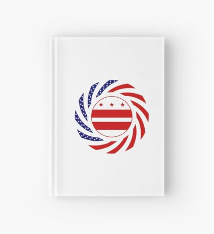 DC Murican Patriot Flag Series Hardcover Journal