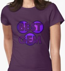 Sugilite is Best Gem Women's Fitted T-Shirt